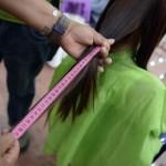 VENEZUELA-HEALTH-CANCER-HAIR-DONATION