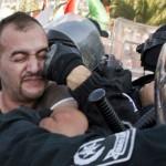 ISRAEL-BEDOUIN-UNREST-MINORITY-DEMO