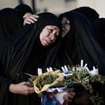 BAHRAIN-POLITICAL-UNREST-FUNERAL