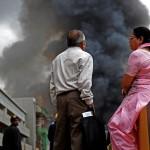 KENYA-AIRPORT-FIRE