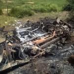 AL MENOS 16 MUERTOS EN CHOQUE ENTRE AUTOBÚS Y CAMIÓN EN VENEZUELA