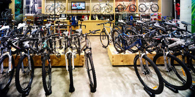 Bicicletas racionadas