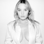 Camille Rowe by Terry Richardson (7)