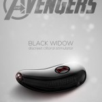 Dildo-Black-Widow