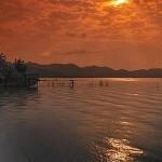 Lago Bosumtwi, Ghana