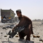 AFGHANISTAN-UNREST-BLAST