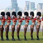 HONG KONG-FRANCE-ENTERTAINMENT-CRAZY HORSE