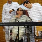 EGYPT-POLITICS-UNREST-MUBARAK-TRIAL