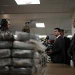 La droga fue incautada en París en el año 2013 (Foto archivo AFP)