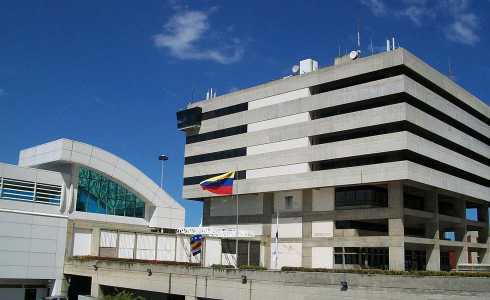 Aeropuerto Internacional de Maiquetía Foto: http://www.aeropuertos.net/
