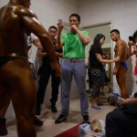 CHINA-BODYBUILDING-OFFBEAT