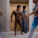 TOPSHOTS-CHINA-SPORTS-BODYBUILDING