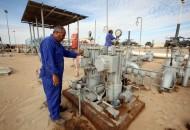La producción petrolera en Libia cayó a 150.000 BD en agosto pasado según reporta la AIE (foto archivo)