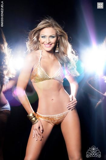 Trajes De Baño Agricola Oriental:Miss Venezuela Universe 2014
