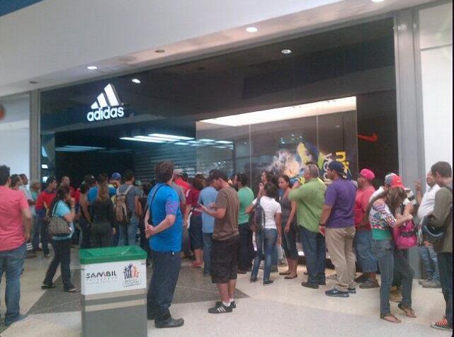 nike tienda venezuela