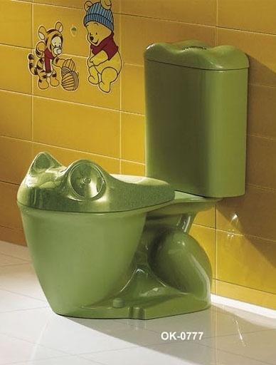 Baño Familiar Publico:Baños Bizarros ¿Te animas a usar estos baños? (Fotos