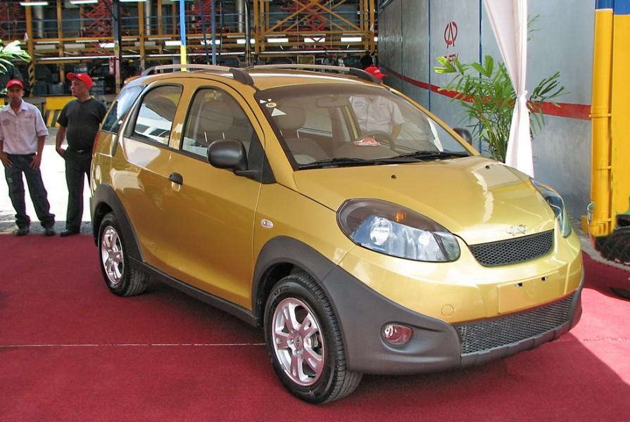 Gobierno y Chery incrementarán producción de vehículos en 2014