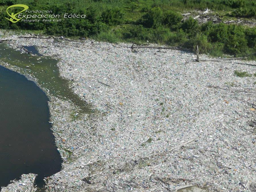 Alto indice de contaminación produce el Río Guaire Desembocadura-ElGuaire-6