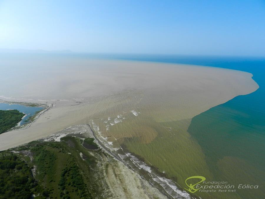 Alto indice de contaminación produce el Río Guaire Desembocadura-ElGuaire-8
