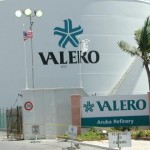 Valero Energy cerró la refinería de Aruba, de 235.000 barriles por día de capacidad en el año  2012
