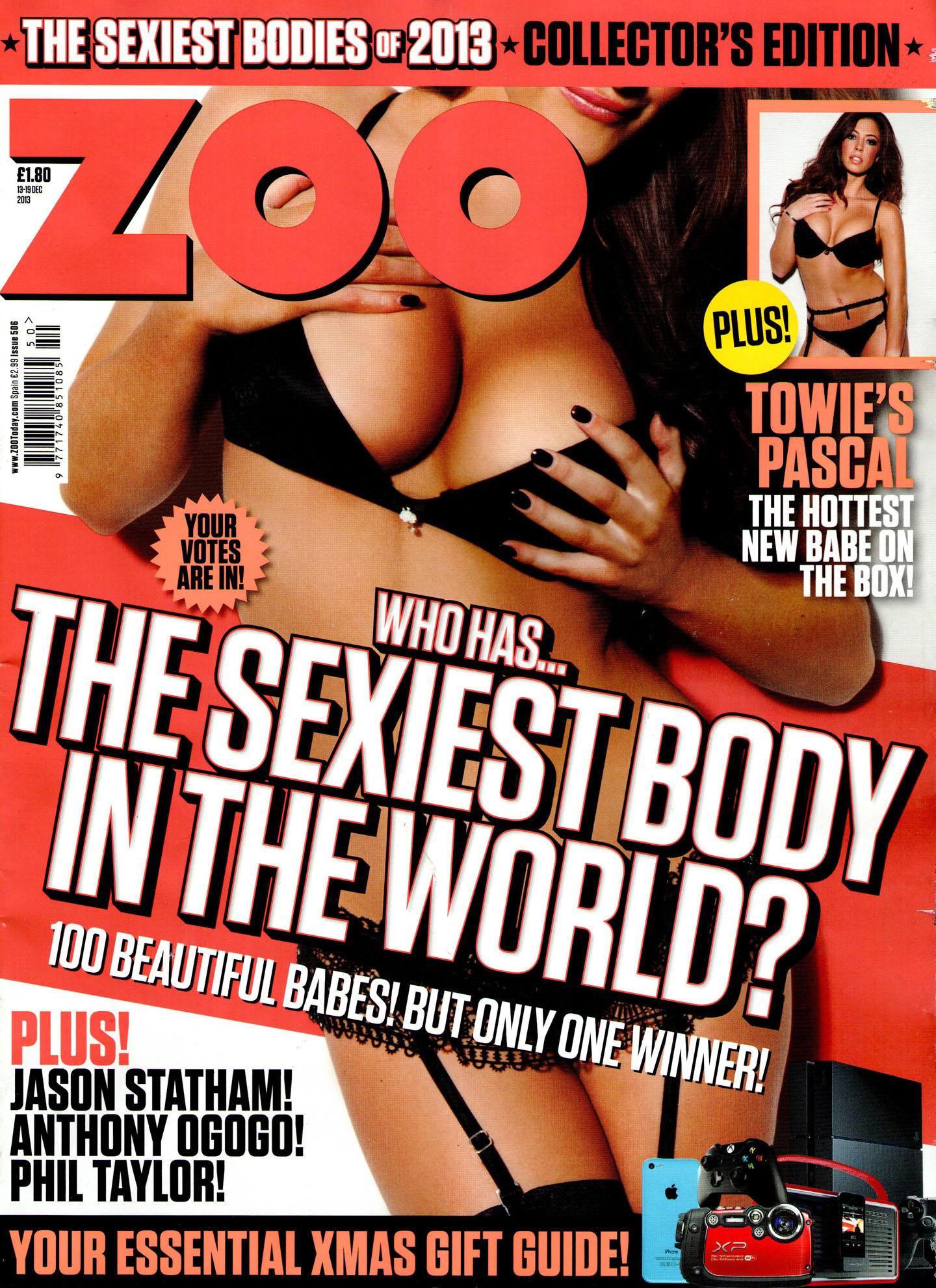 100 mejores cuerpos: