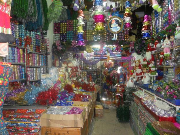 Ventas de adornos navide os han disminuido durante esta - Adornos navidad por mayor ...