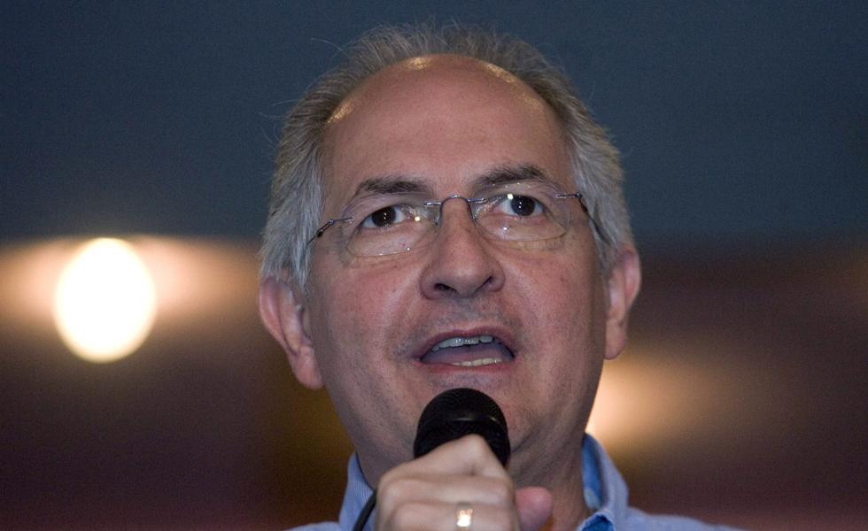 """Ledezma desestima """"sacudón"""" de Maduro: Es un gabinete de reciclados"""