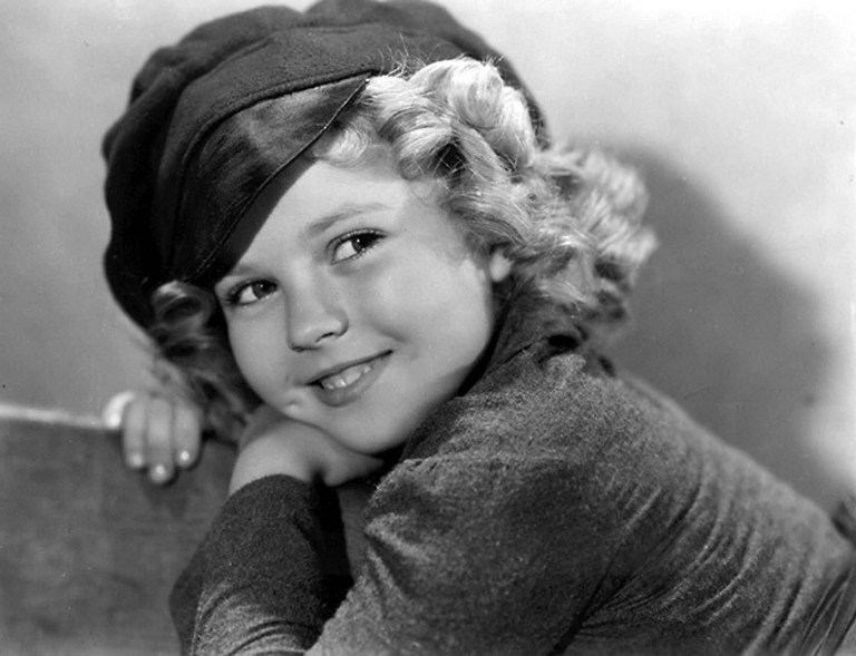 Murió Shirley Temple, la niña estrella de Hollywood