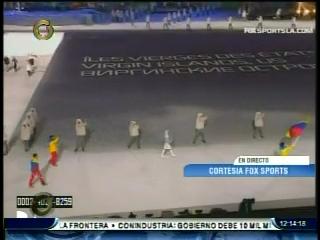 acn 11 Así desfiló el único venezolano en los Juegos Olímpicos Sochi 2014 (+Fotos)