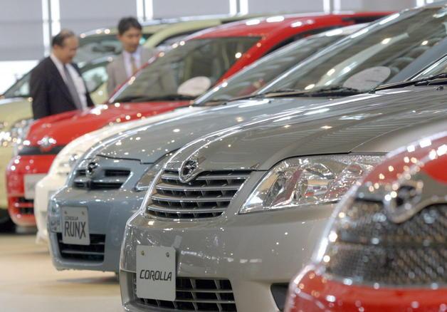 importacion de vehiculos automotores: