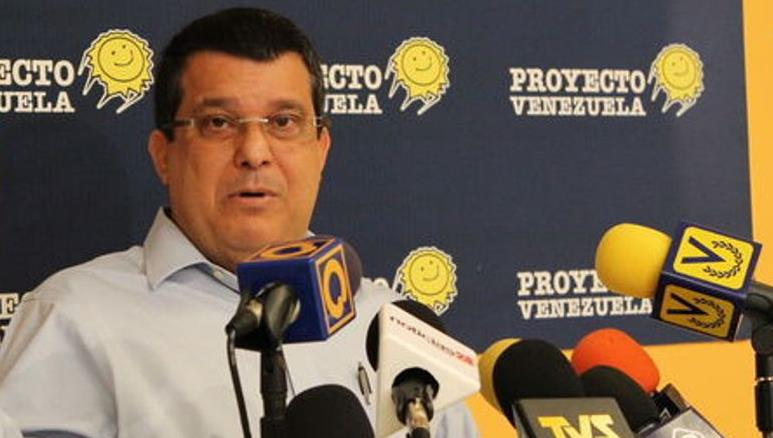 Diputado Berrizbeitia: Capriles va a Miraflores como gobernador no como representante de la oposición