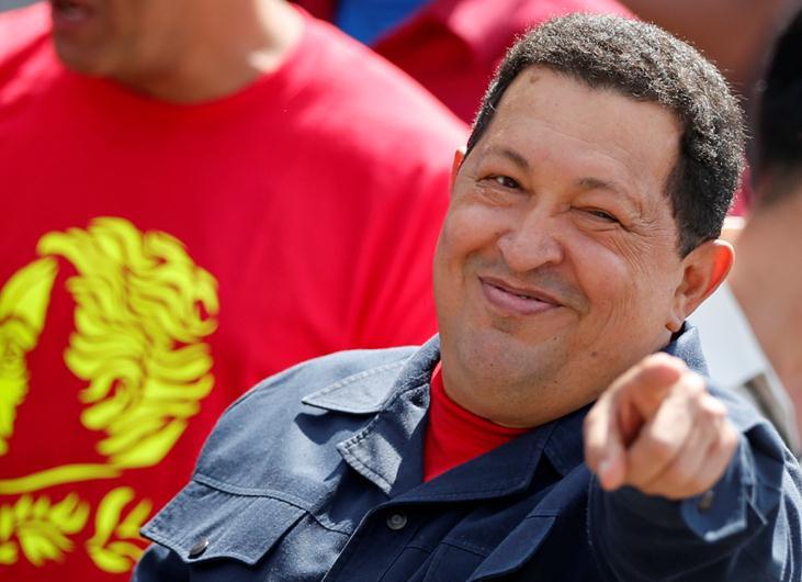 """Psuvistas rezan el Padre Nuestro versión satánica """"Chávez Nuestro"""""""