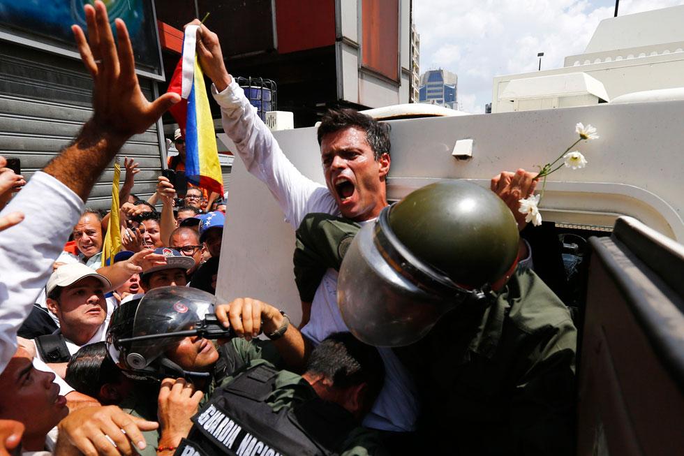 Piden a la ONU interceder por presos políticos en Venezuela