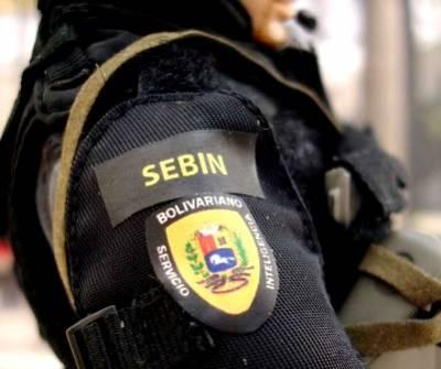 SEBIN - Servicio Bolivariano de Inteligencia