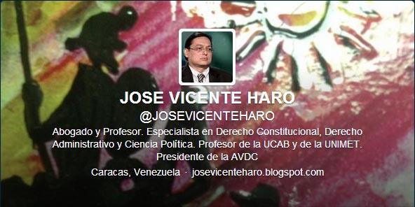 Jose Vicente Haro