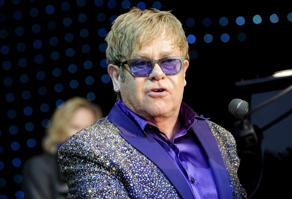 Elton John to perform ...