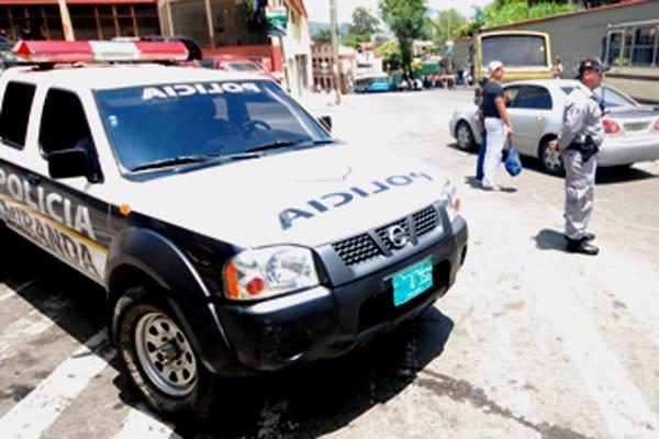 Detenidos dos menores de edad en intento de robo