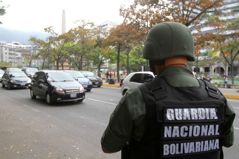 Asesinaron a un GN para robarle el arma y la moto en Guatire