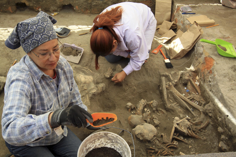 Arqueólogos encuentran la posible tumba de Alejandro Magno