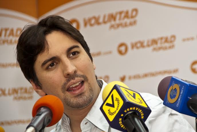 Freddy Guevara: El Gobierno va contra quienes alzan su voz ante la crisis