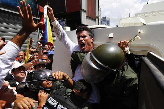 Leopoldo López: Esta sentencia demuestra la enfermedad del sistema judicial