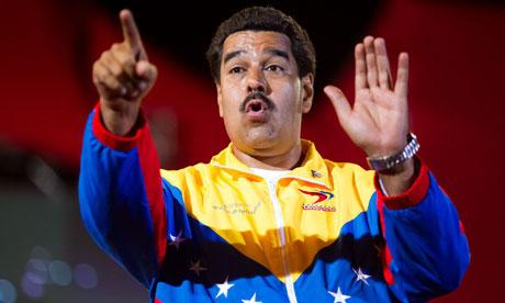 Maduro: Hace 26 años el país era huérfano