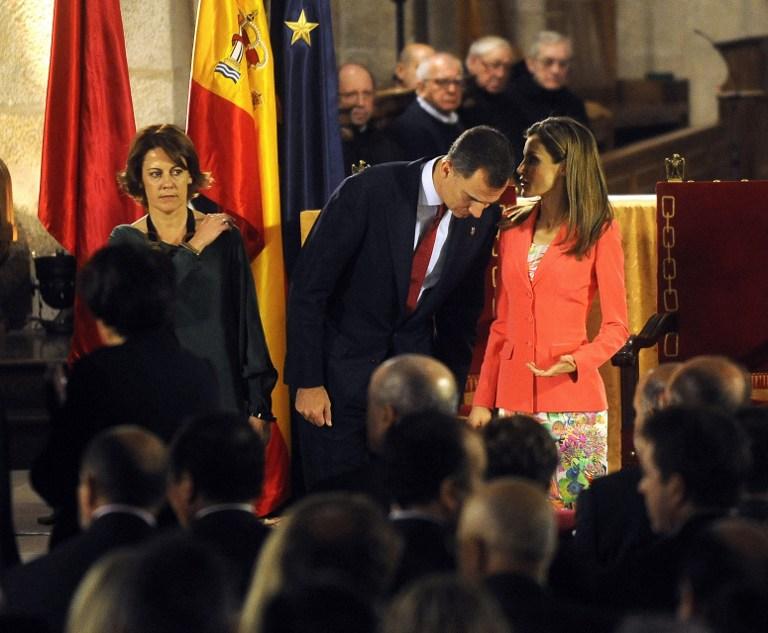 FOTO AFP PHOTO / Rafa Rivas