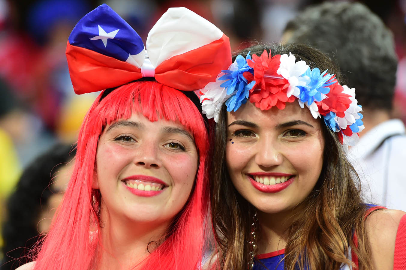 Bellezas del mundial. Chilenas-Mundial-1