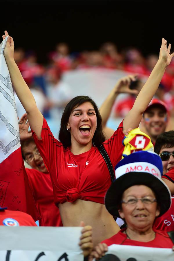 Bellezas del mundial. Chilenas-Mundial-2