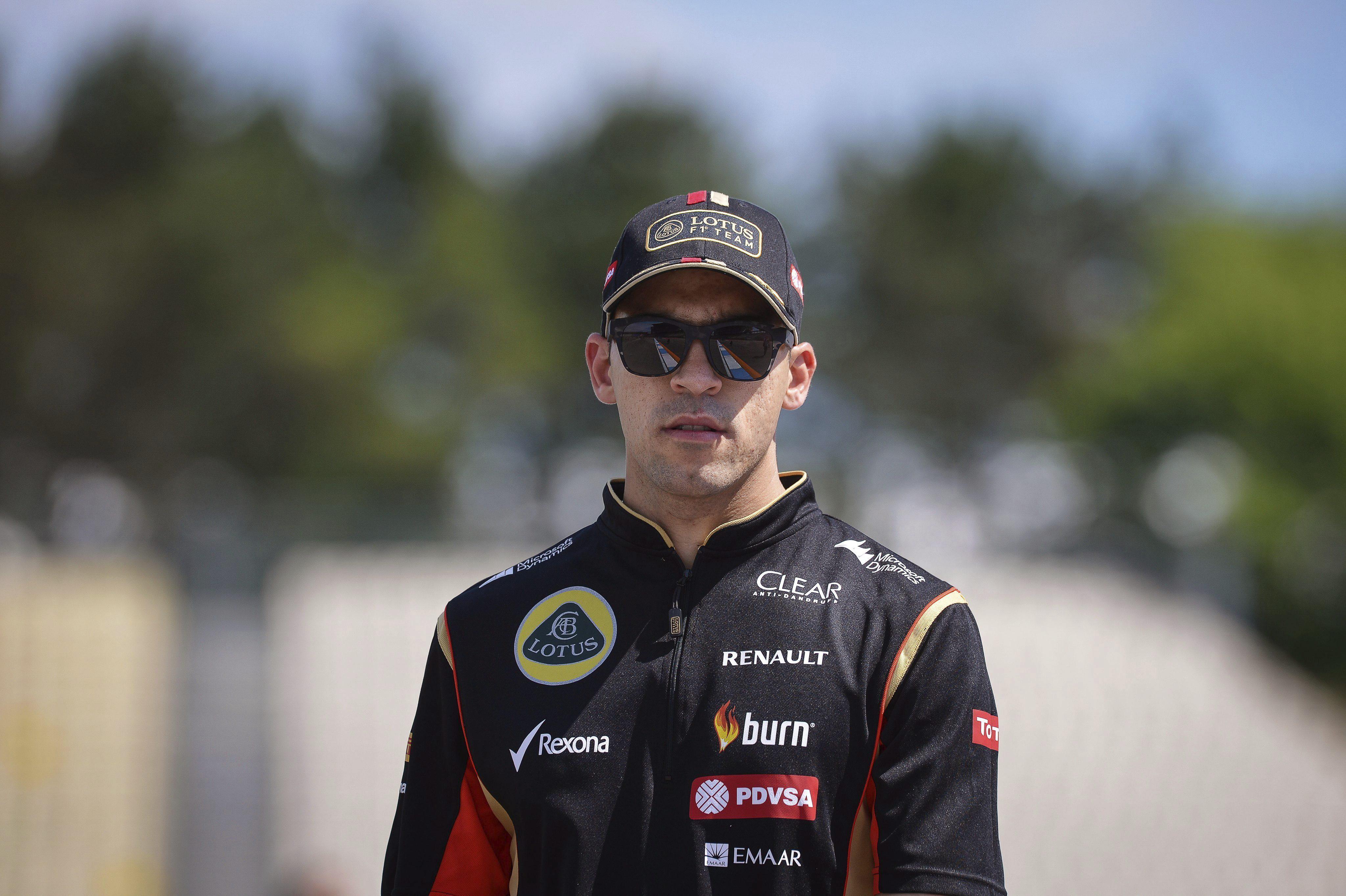 Maldonado culminó en la casilla 12 en el GP de Singapur