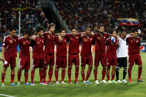 La Vinotinto se desploma en el ranking FIFA