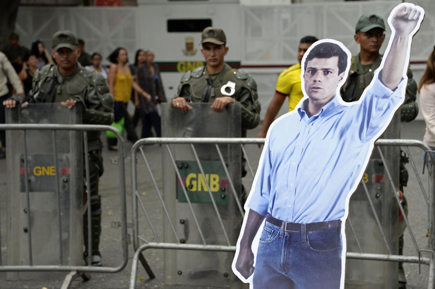 Hoy se reanuda el juicio de Leopoldo López