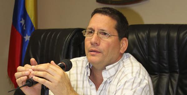 Jesús Farías: Ministro de Comercio Exterior e Inversiones Extranjeras