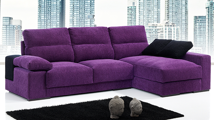 Aprende este truco para limpiar un sof con tapizado de tela - Limpiar un sofa ...